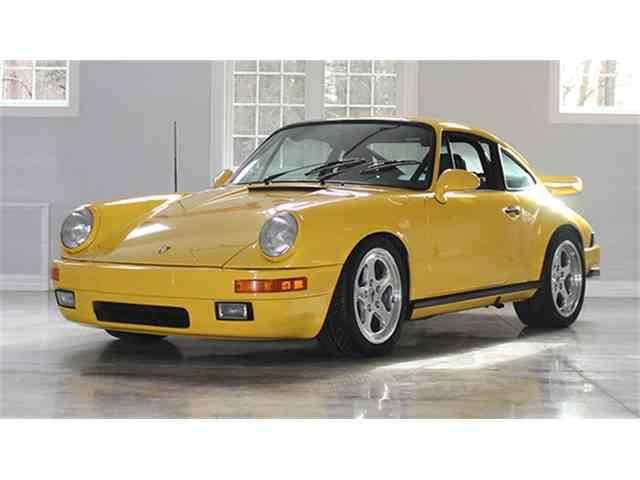 1980 Porsche 911SC 'Yellowbird' Tribute Coupe | 949478