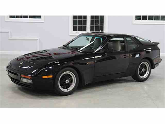 1988 Porsche 944 Turbo Coupe | 949482