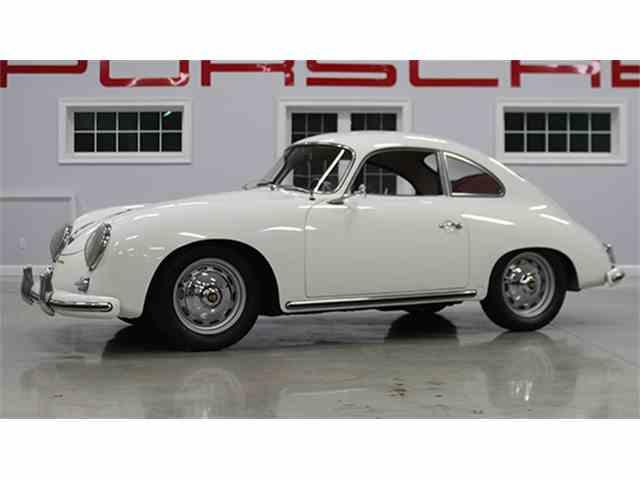 1958 Porsche 356A 1600 Coupe | 949483