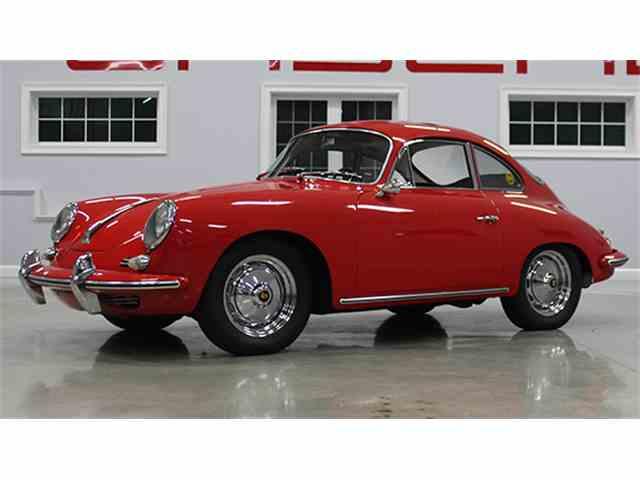 1961 Porsche 356B 1600S Coupe | 949484