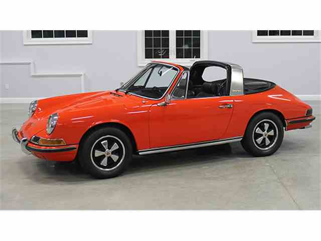1968 Porsche 912 'Soft Window' Targa | 949486