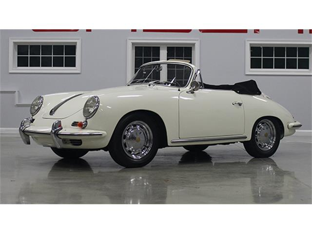 1965 Porsche 356C 1600SC Cabriolet | 949488