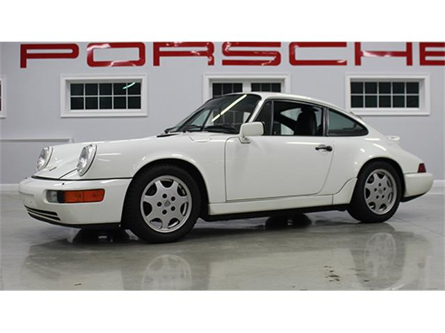 1990 Porsche 911 Carrera 4 Coupe | 949495