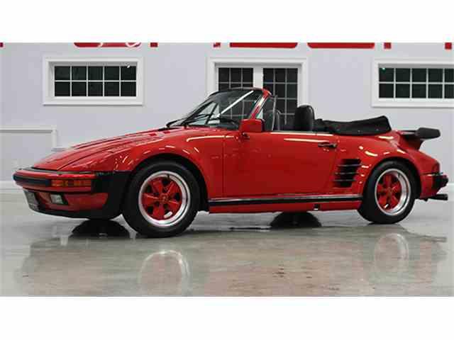 1988 Porsche 911 Turbo 'Slantnose' Cabriolet | 949497