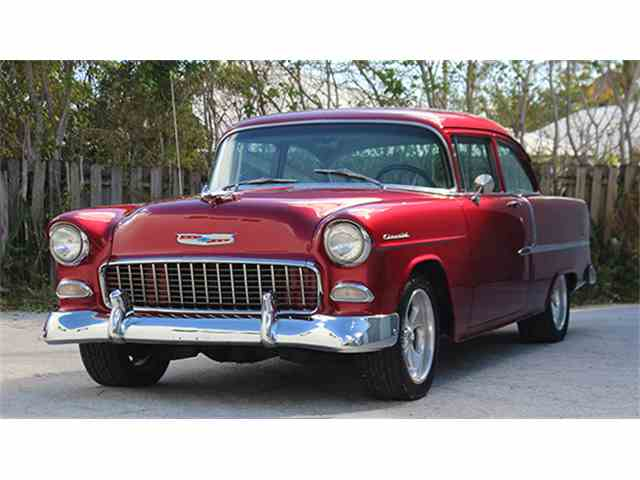 1955 Chevrolet 210 Two-Door Sedan Custom | 949498