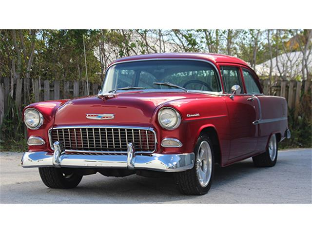 1955 Chevrolet 210 Two-Door Sedan Custom | 949498