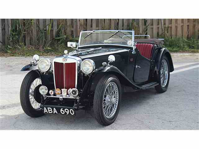 1938 MG Antique | 949499