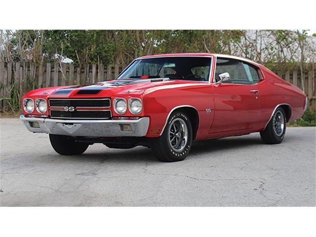 1970 Chevrolet Chevelle | 949501