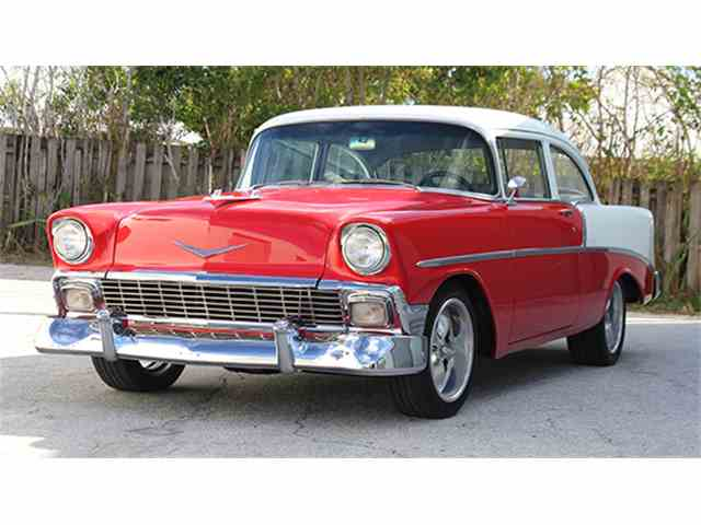 1956 Chevrolet 210 Two-Door Sedan Custom | 949502