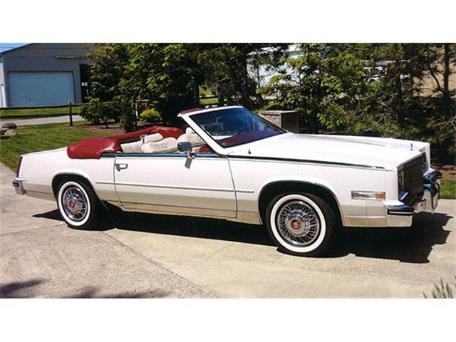 1984 Cadillac Eldorado Biarritz Convertible | 949507