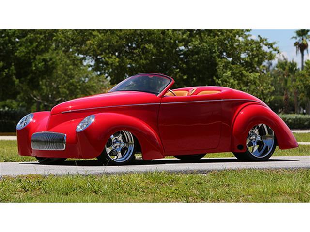 1941 Willys Roadster Custom | 949510