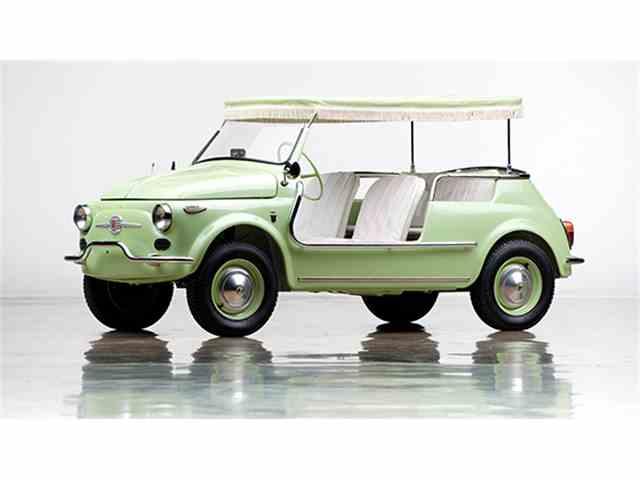 1960 Fiat 500 | 949514