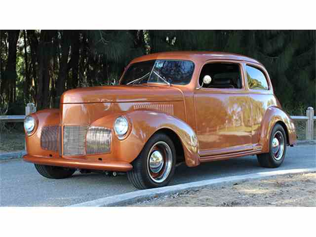 1940 Studebaker Champion Club Sedan Street Rod | 949516