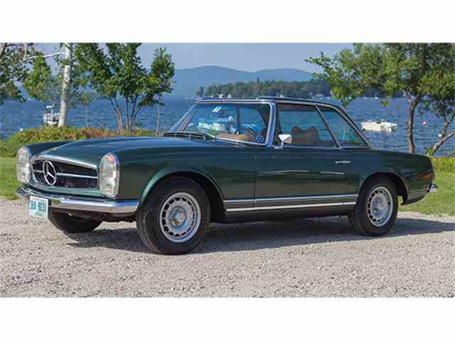 1970 Mercedes-Benz 280SL 'California Coupe' | 949518