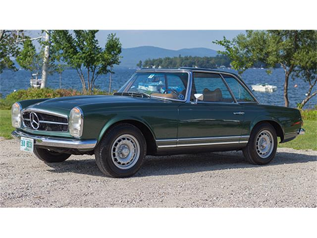 1970 Mercedes-Benz 280SL 'California Coupe'   949518