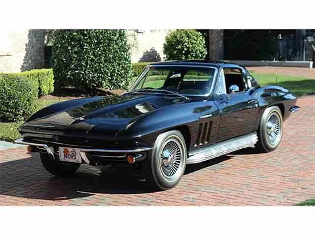 1965 Chevrolet Corvette Fuel-Injected Coupe   949519