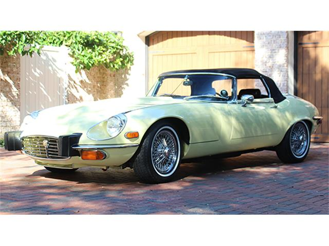 1974 Jaguar E-Type Series III V-12 Roadster | 949521