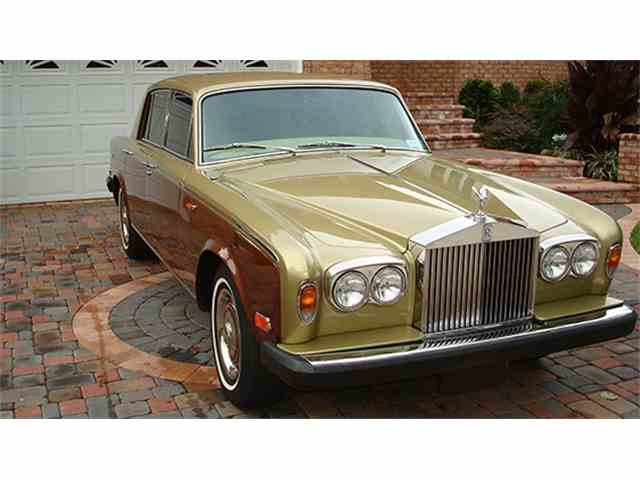 1974 Rolls-Royce Silver Shadow Saloon | 949522