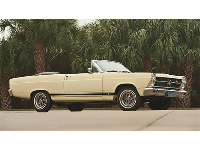 1966 Ford Fairlane GTA Convertible S-Code | 949526