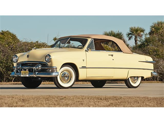 1951 Ford Convertible   949527