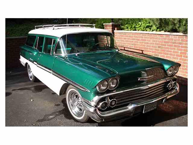 1958 Chevrolet Brookwood Wagon Custom | 949528