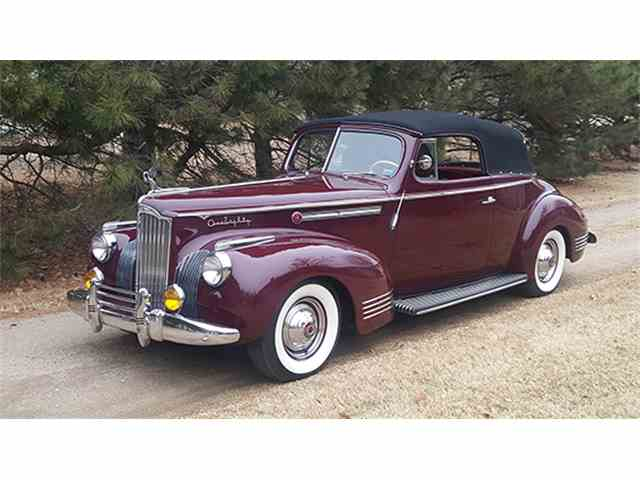 1941 Packard One Twenty Convertible Coupe | 949533