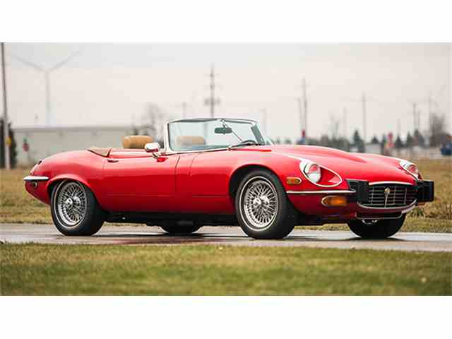 1974 Jaguar E-Type Series III V-12 Roadster | 949534