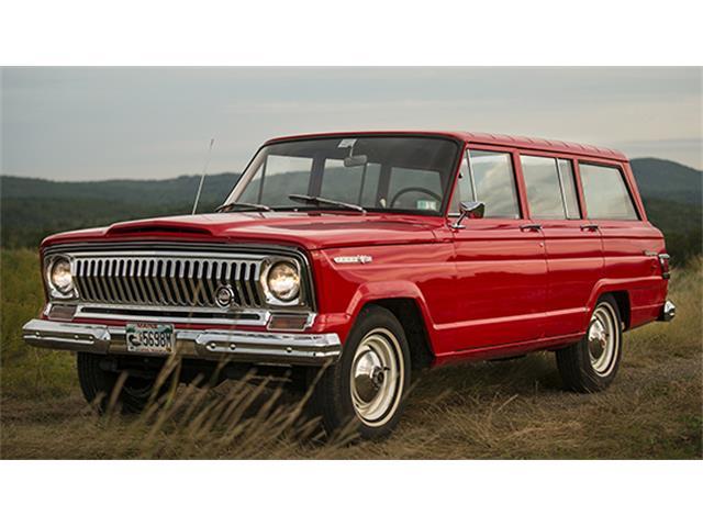 1968 Jeep Wagoneer | 949535