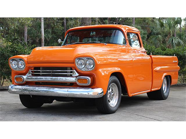 1959 Chevrolet Apache Fleetside Pickup Custom | 949537