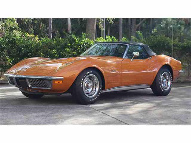 1971 Chevrolet Corvette | 949542
