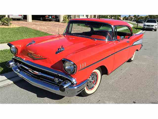 1957 Chevrolet Bel Air Sport Coupe | 949543