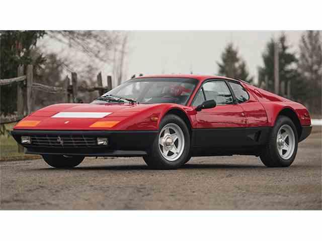 1983 Ferrari 512 BBI | 949545