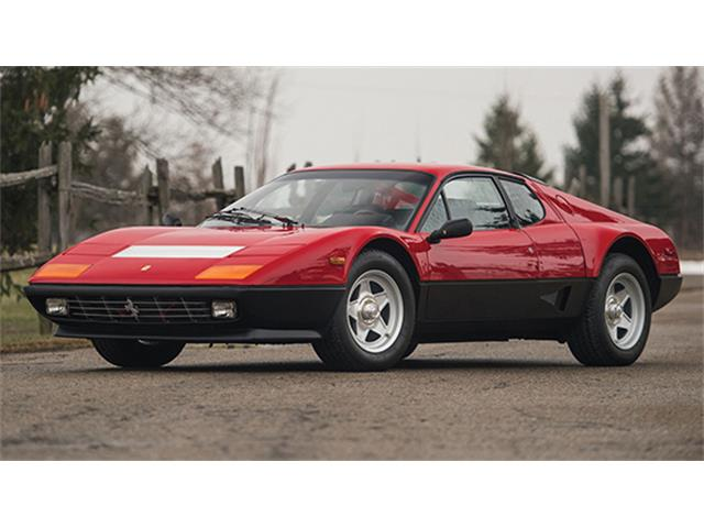 1983 Ferrari 512 BBI   949545