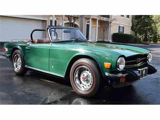 1976 Triumph TR6 | 949546