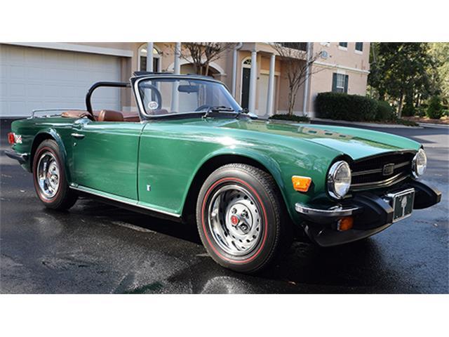 1976 Triumph TR6   949546