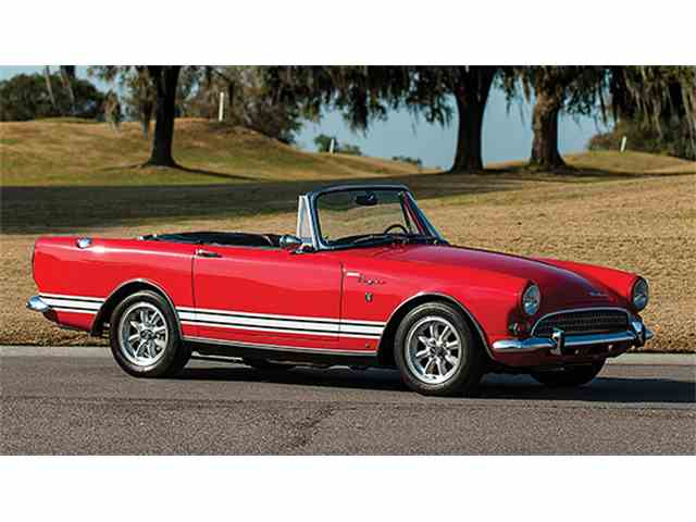 1967 Sunbeam Tiger MK II Roadster | 949549