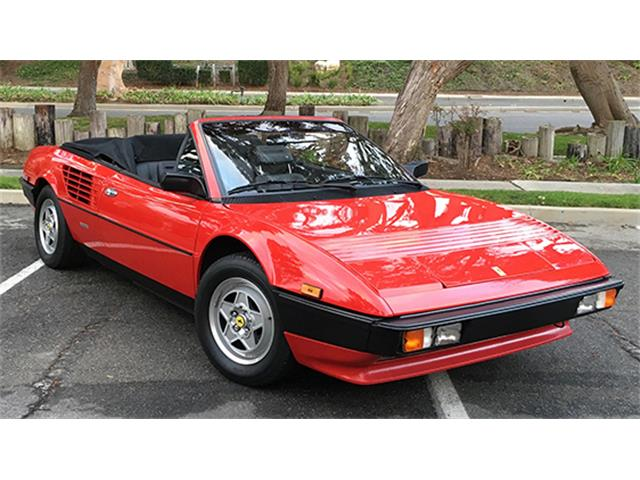 1984 ferrari mondial for sale cc 958058. Black Bedroom Furniture Sets. Home Design Ideas