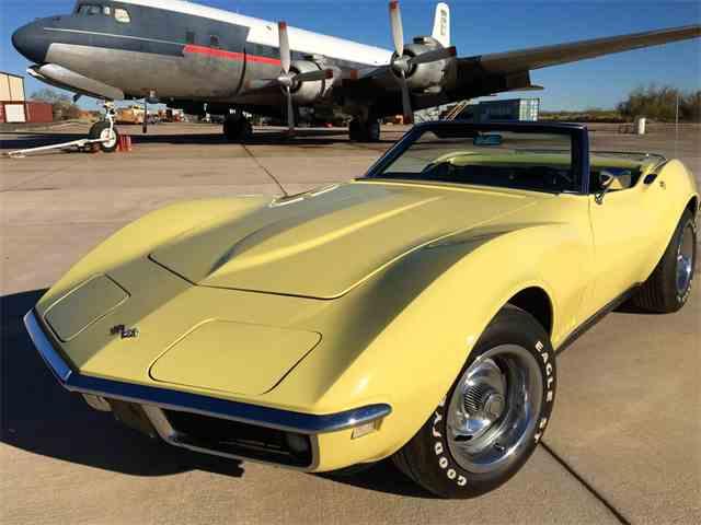1968 Chevrolet Corvette | 949559