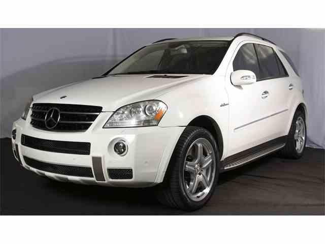 2008 Mercedes-Benz ML63 | 949563
