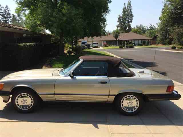 1987 Mercedes-Benz 560SL | 949571