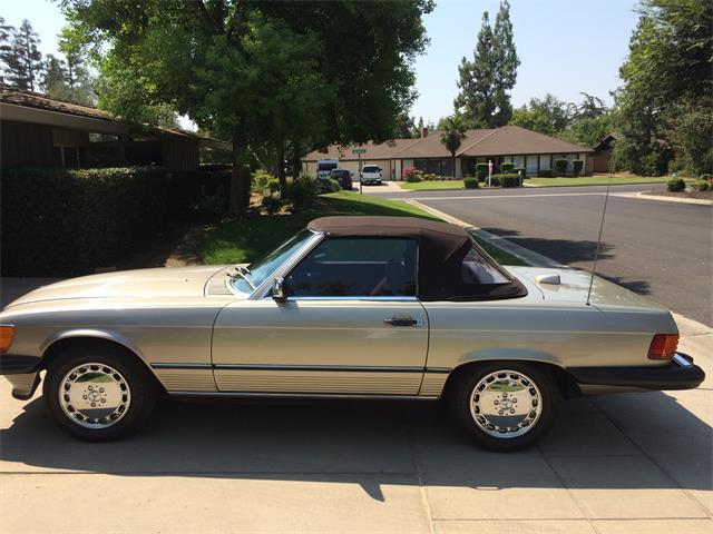 1987 Mercedes-Benz 560SL | 949571