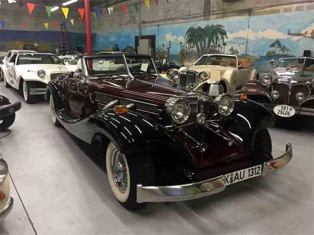 1934 Mercedes-Benz 500K | 949574