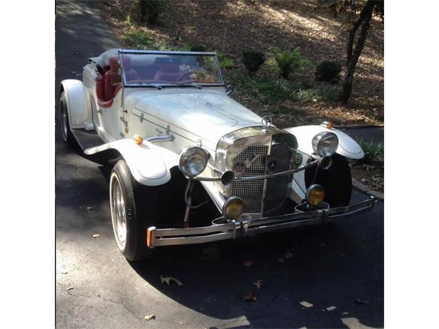 1929 Mercedes-Benz SSK | 949579