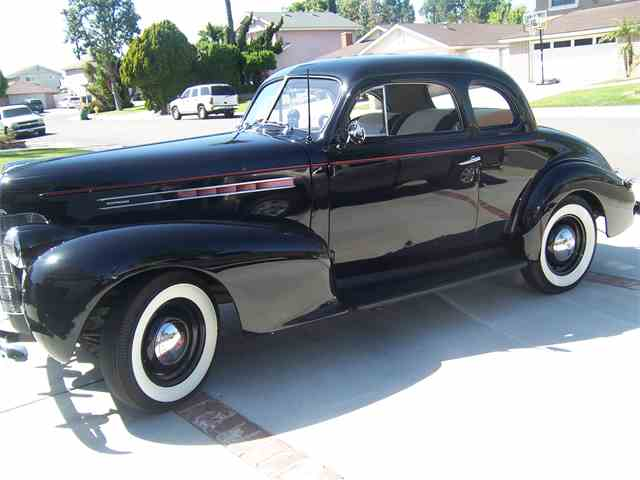 1939 Oldsmobile Club Coupe | 949586