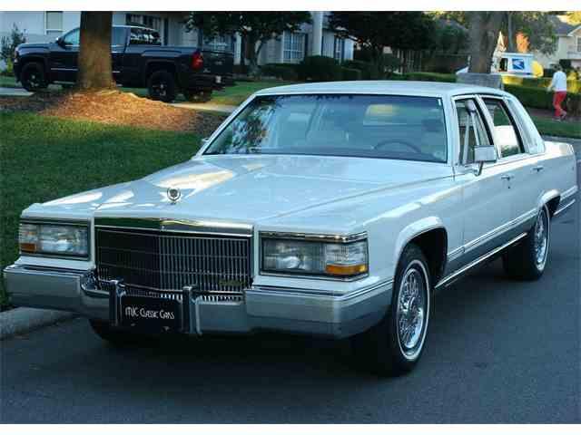 1992 Cadillac Brougham | 949587