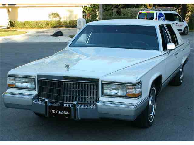 1991 Cadillac Brougham | 949589