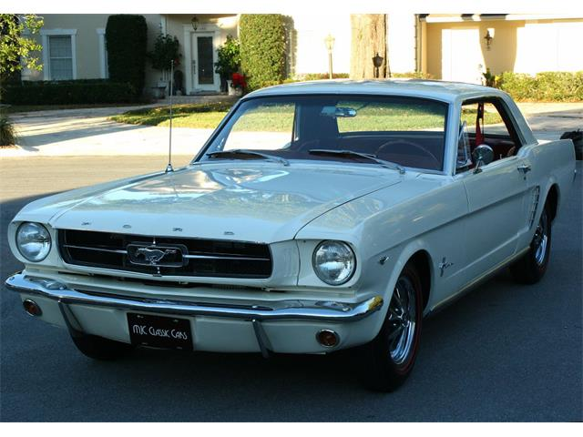 1965 Ford Mustang | 949590
