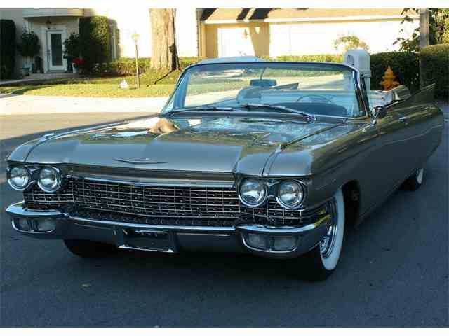 1960 Cadillac Eldorado | 949591