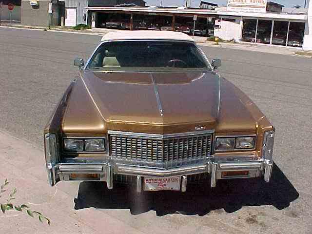 1976 Cadillac Eldorado | 940096