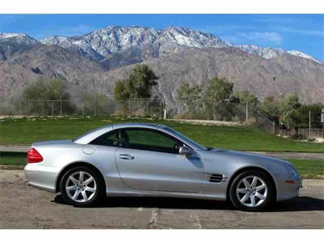 2003 Mercedes-Benz SL-Class | 949600